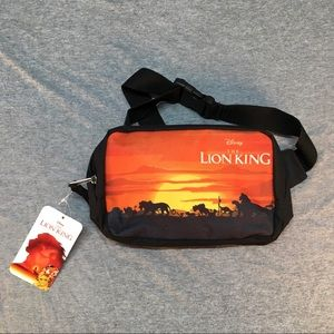 Disney The Lion King Child's Fanny Pack NEW!